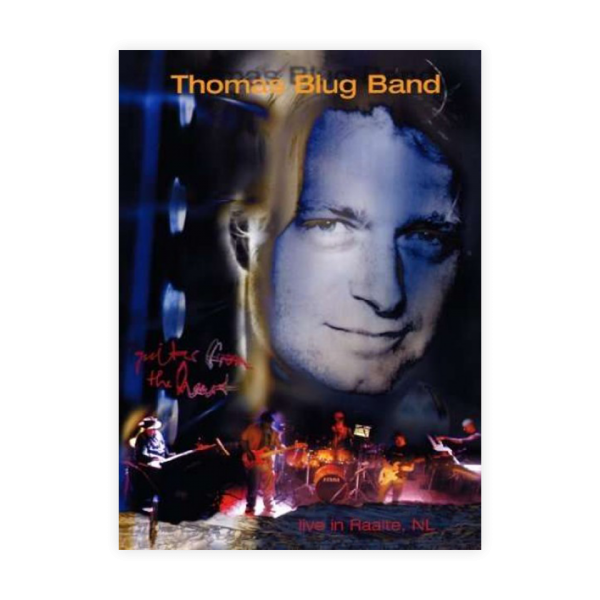 [DVD] Thomas Blug Band - Guitar From The Heart - Live in Raalte, NL