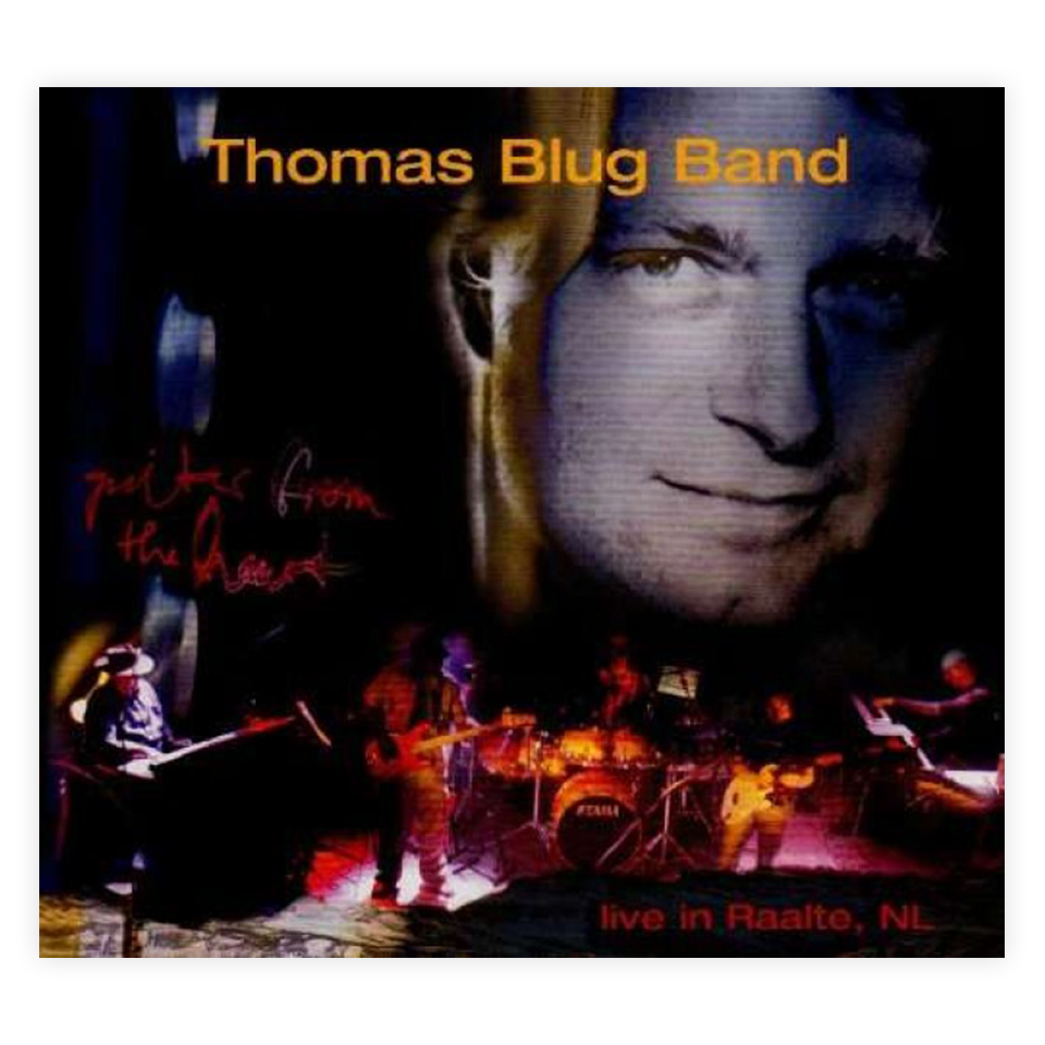 [CD] Thomas Blug - Guitar From The Heart - Live