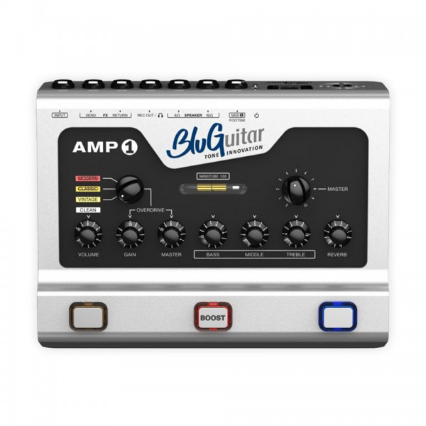 "AMP1 ""Silver Edition"" [RETOURE]"
