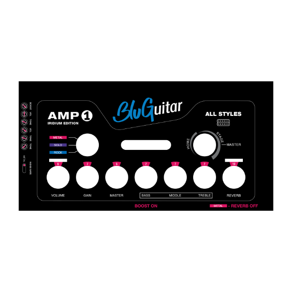 Sound-Overlay AMP1 Iridium Edition