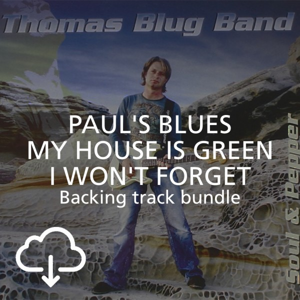 Thomas Blug - Backing tracks