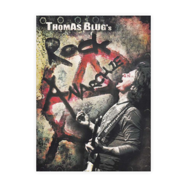 [DVD] Thomas Blug's Rockanarchie - Live
