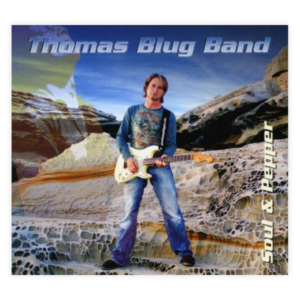 [CD] Thomas Blug Band - Soul & Pepper