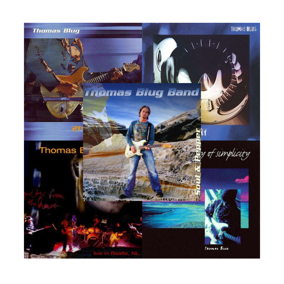 [Download] Thomas Blug - Backing tracks