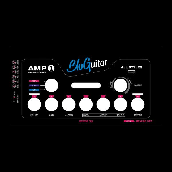 Sound-Overlay AMP1 Iridium Edition